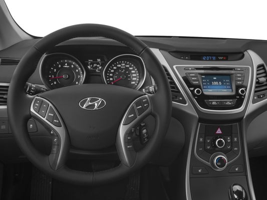 Hyundai Elantra Se >> 2015 Hyundai Elantra Se