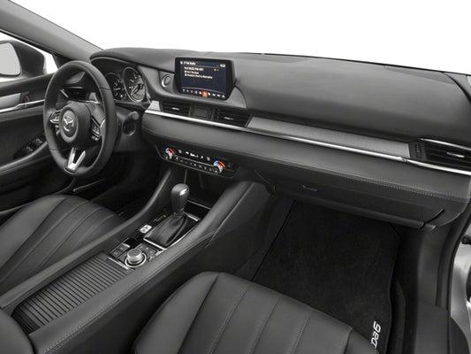 2018 Mazda6 Signature W Nav Android Auto Spoiler Louisville Ky