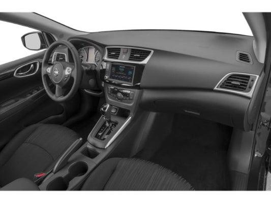 Nissan Sentra Sv >> 2019 Nissan Sentra Sv